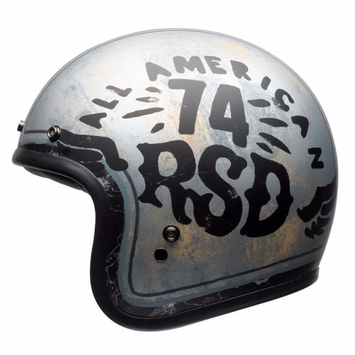 Casque moto 74