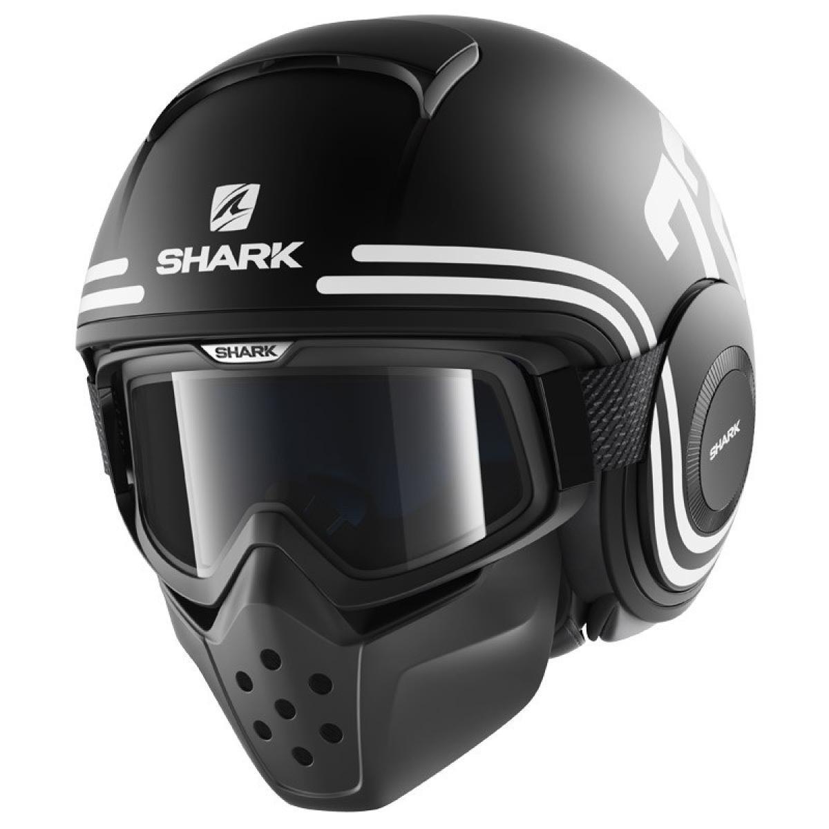 Casque Moto Modulable Shark Drak 72 Mat