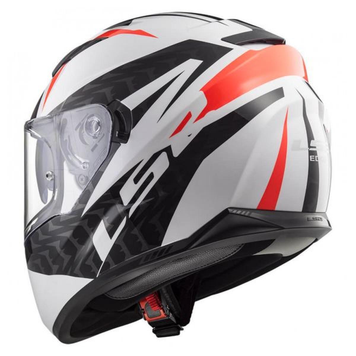 Casque Moto Integral Ls2 Ff320 Stream Evo Commander