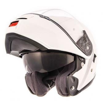 CASQUE MOTO MODULABLE SHOEI NEOTEC BLANC