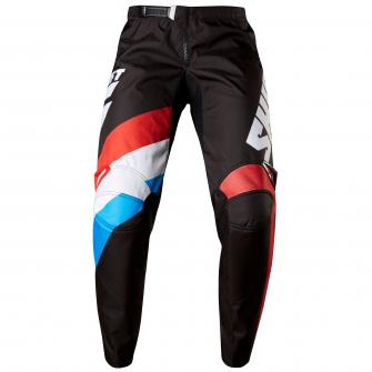 PANTALON CROSS SHIFT WHIT3 TARMAC 2017 - NOIR