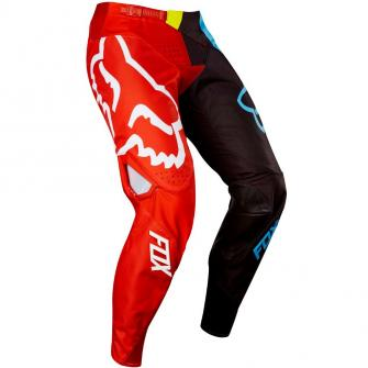 PANTALON MOTO CROSS FOX 360 CREO 2017 - ROUGE