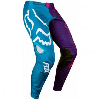 PANTALON MOTO CROSS FOX 360 CREO 2017 - TEAL