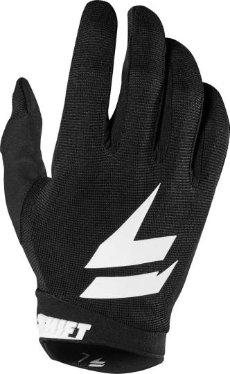 GANTS MOTO CROSS SHIFT WHIT3 AIR - 2020 NOIR