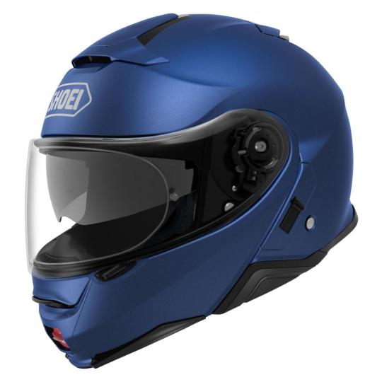 CASQUE MODULABLE SHOEI NEOTEC 2 BLEU MAT