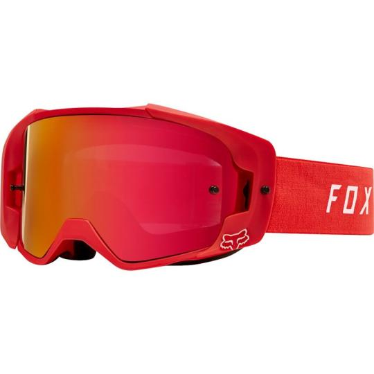MASQUE MOTO CROSS FOX VUE - RED 2019