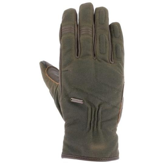 GANTS MOTO HIVERS OVERLAP IRON - MARRON