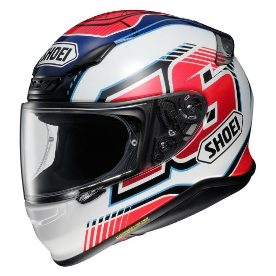 CASQUE MOTO INTEGRAL SHOEI NXR - CLUZEL TC-1
