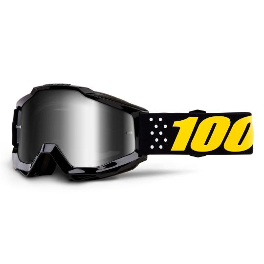MASQUE MOTO CROSS 100% ACCURI PISTOL