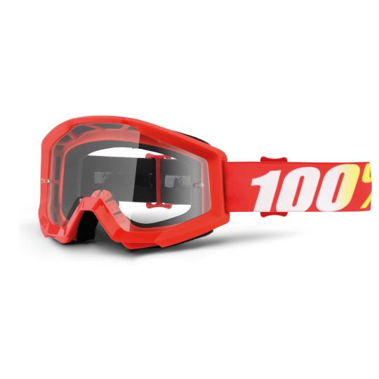 MASQUE MOTO CROSS 100% STRATA YOUTH FURNACE