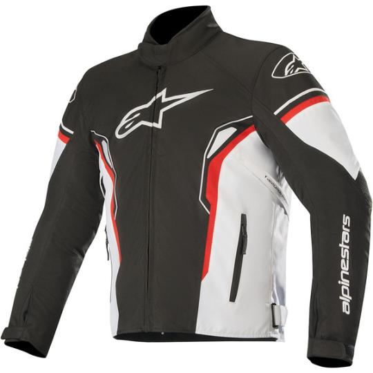 BLOUSON MOTO ALPINESTARS T-SP-1 WATERPROOF - NOIR / ROUGE