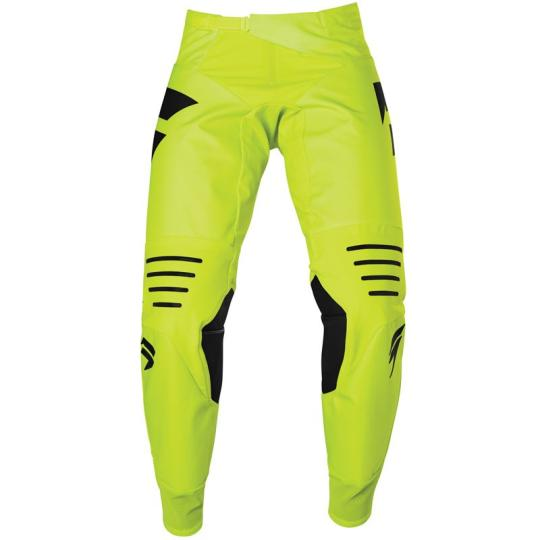 PANTALON MOTO CROSS SHIFT 3LACK LABEL RACE - YELLOW 2020
