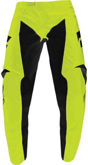 PANTALON MOTO CROSS SHIFT WHIT3 LABEL RACE - YELLOW 2020
