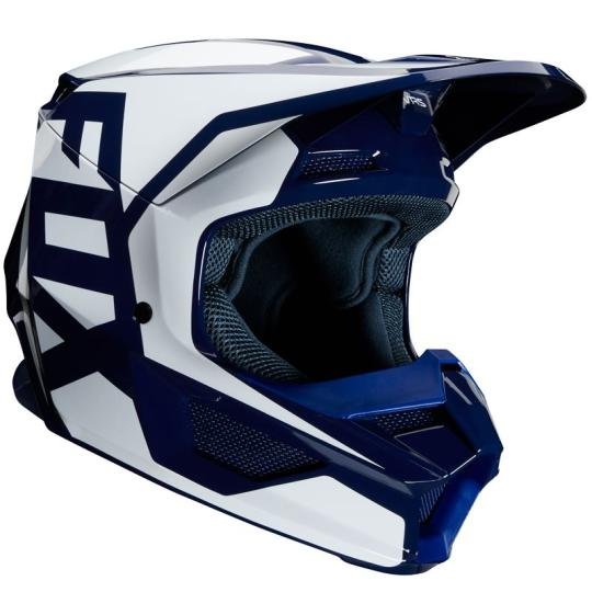 CASQUE MOTO CROSS FOX YOUTH V1 - PRIX - NAVY 2020