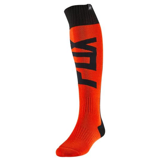 CHAUSSETTES MOTO CROSS FOX FRI THICK - FYCE - ORANGE FLUO 2020