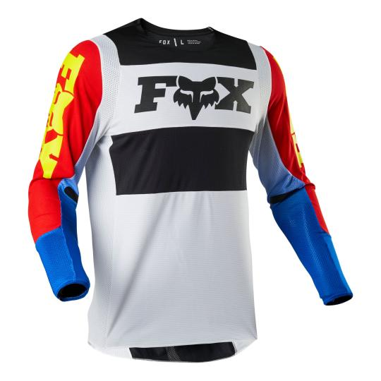 MAILLOT MOTO CROSS FOX 360 - LINC - BLUE RED 2020