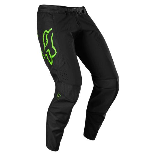PANTALON MOTO CROSS FOX 360 - MONSTER - BLACK 2020