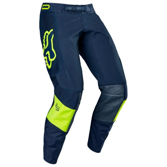 PANTALON MOTO CROSS FOX 360 - BANN - NAVY 2020