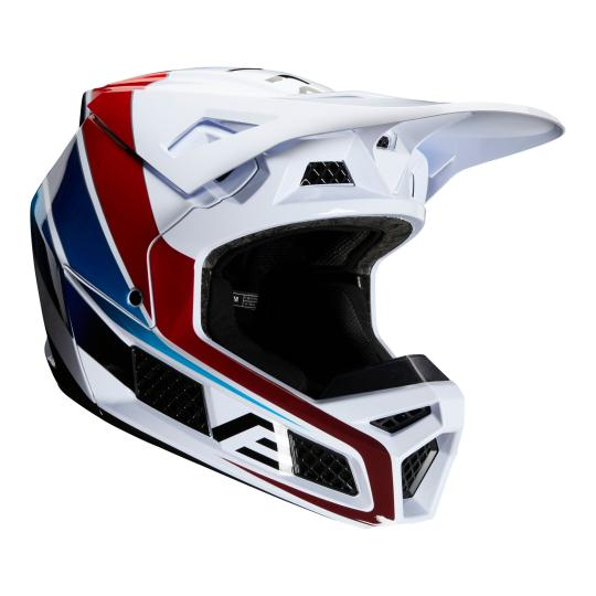 CASQUE MOTO CROSS FOX V3 - DURVEN - MULTI 2020