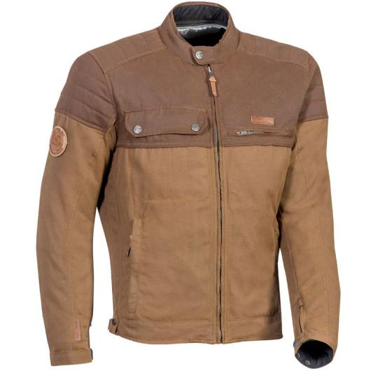 BLOUSON MOTO IXON BOROUGH - MARRON