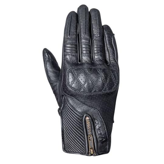 GANTS MOTO ETE IXON RS ROCKER LADY - BLACK