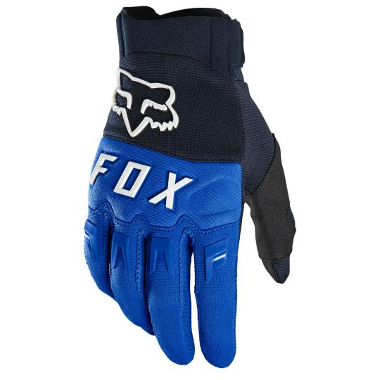 GANTS MOTO CROSS FOX DIRTPAW - BLUE 2021