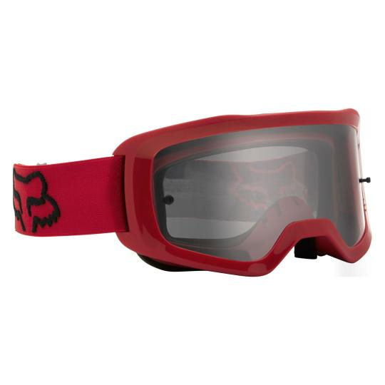 MASQUE MOTO CROSS FOX MAIN STRAY - FLAME RED 2021