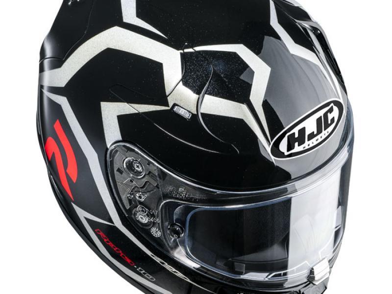 casques int gral casque moto integral hjc rpha 10 aquilo noir. Black Bedroom Furniture Sets. Home Design Ideas