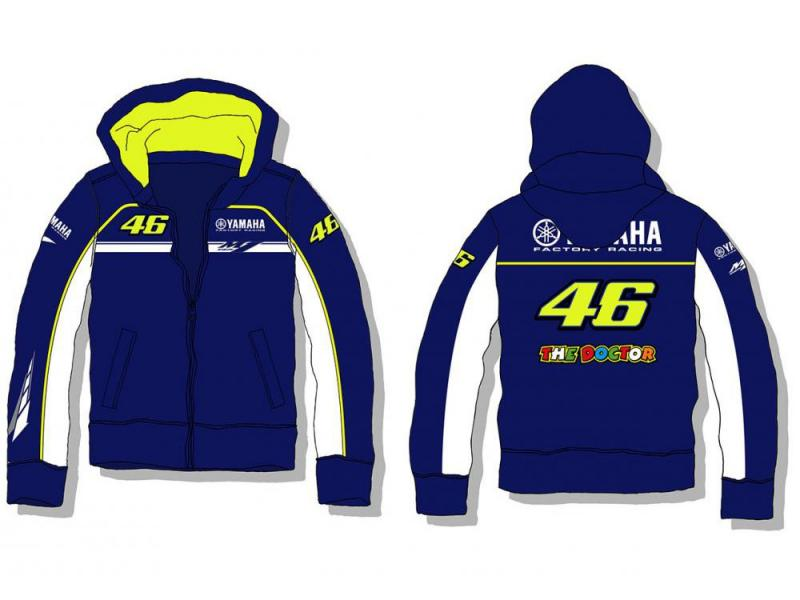 veste enfant vr46 yamaha valentino rossi. Black Bedroom Furniture Sets. Home Design Ideas