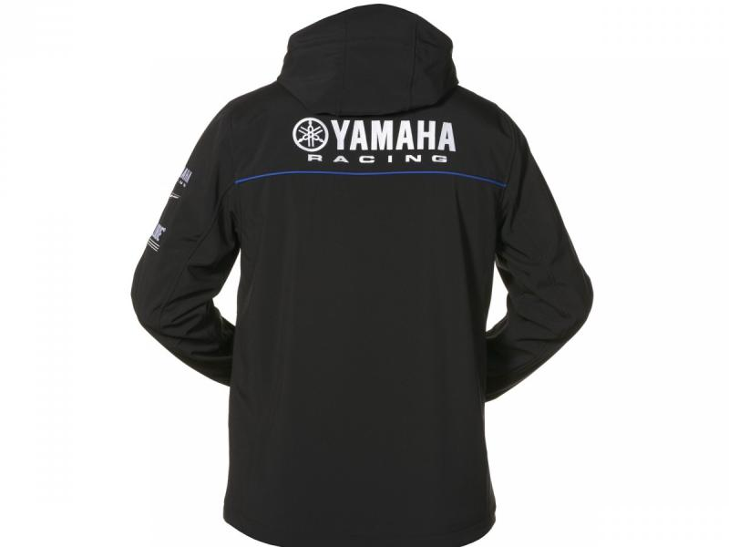veste a capuche yamaha racing. Black Bedroom Furniture Sets. Home Design Ideas